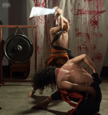 """Zdjęcie: Łódź/Teatr Chorea: Teatr Kasba Arghya """"Mahabharata"""""""