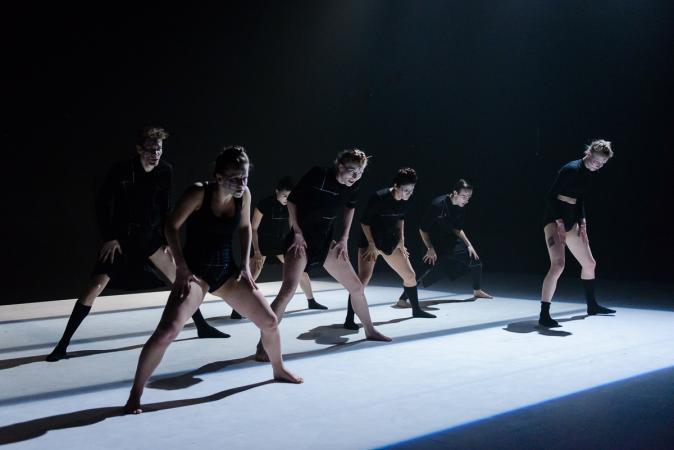 """Zdjęcie: Tarnów/V Festiwal Scena Otwarta: Aura Dance Company """"Make the Switch from Me"""""""