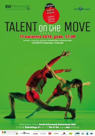 """Zdjęcie: Siedlce: Studenci CODARTS """"Talent On The Move 2016"""" – występ"""