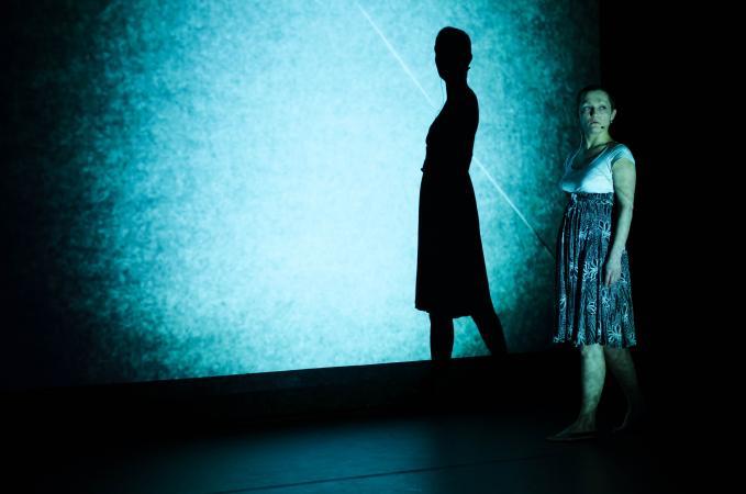 """Zdjęcie: Lublin/XI Festiwal """"Kontestacje"""": Teatr My – Persony """"Przestrzenie kobiety"""" – chor. Joanna Belzyt"""