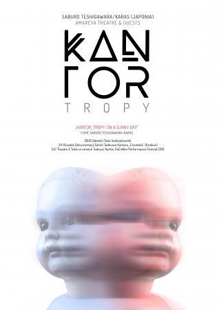 "Zdjęcie: Gdańsk/""Kantor_Tropy"": Saburo Teshigawara/KARAS (Japonia) i Amareya Theatre & Guests ""Kantor_Tropy: ON A SUNNY DAY"""