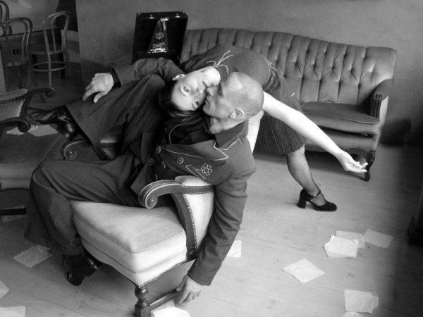 """Zdjęcie: Sopot/Sopocki Teatr Tańca: """"Ostatnie piętro"""" – reż. Joanna Czajkowska"""