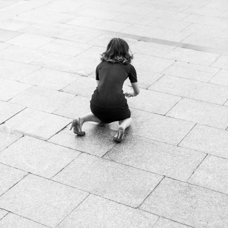 "Zdjęcie: Bytom/Bytomski Teatr Tańca i Ruchu Rozbark: Korina Kordova ""on 8th boulevard. right after sinuous curves"" i Helena Ganjalyan ""Une femme masculine"""