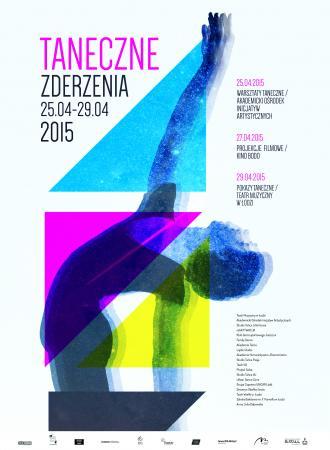 Zdjęcie: Łódź: II Taneczne Zderzenia – warsztaty, projekcje, pokazy