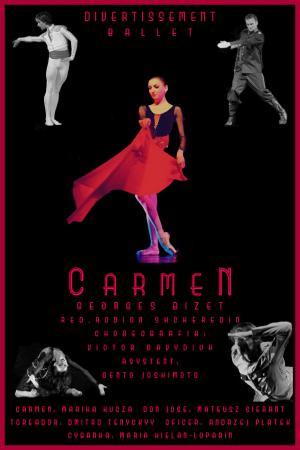 """Zdjęcie: Szczecin/VIII Międzynarodowy Konkurs Baletowy """"Złote pointy"""" 2015: Międzynarodowa Gala Gwiazd Baletu i Diverisment Ballet """"Carmen Suita"""""""