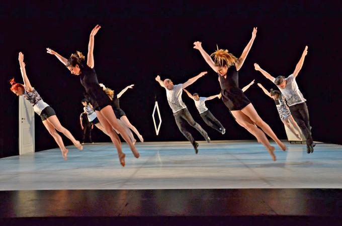 """Zdjęcie: Tarnów/V Festiwal Scena Otwarta: Teatr M&N Dance Company """"Urban Tales"""""""