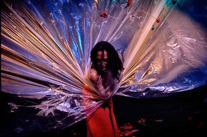 """Zdjęcie: Katowice/XX Festiwal A PART: Companyia Marta Carrasco """"B. Flowers"""""""