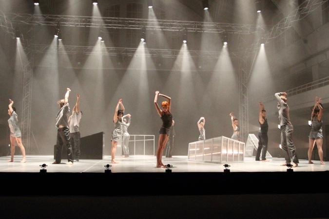 """Zdjęcie: Poznań: Polski Teatr Tańca """"Desert"""" – chor. Paulina Wycichowska"""