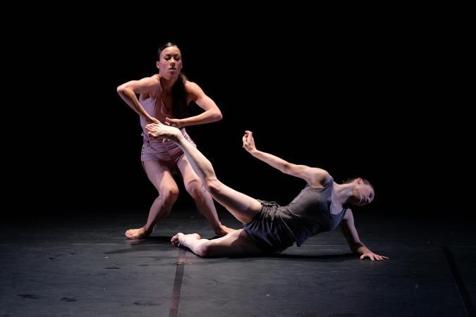 Zdjęcie: Poznań/Polski Teatr Tańca: 45  reż. i chor. Jacek Przybyłowicz