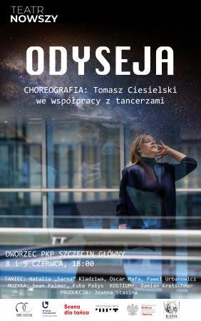 Zdjęcie: Szczecin/Scena dla tańca 2021: Tomasz Ciesielski Odyseja
