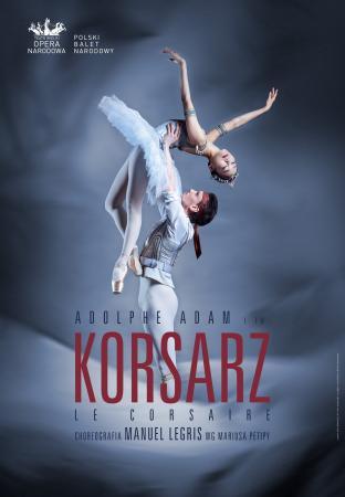 """Zdjęcie: Warszawa/Teatr Wielki – Opera Narodowa: """"Korsarz"""" – chor. Manuel Legris"""