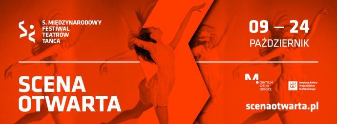 Zdjęcie: Tarnów: V Międzynarodowy Festiwal Teatrów Tańca Scena Otwarta