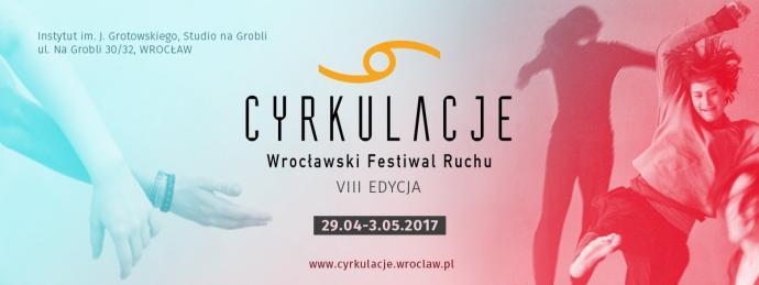 """Zdjęcie: Wrocław/VIII CYRKULACJE: Iwona Olszowska """"Fall in dance"""" – lekcja otwarta"""