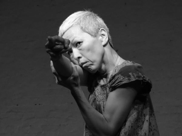 """Zdjęcie: Kraków/XL Krakowskie Reminiscencje Teatralne: Yuko Kaseki """"Shoot Jeez My Gosh®"""""""