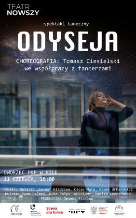 Zdjęcie: Piła/Scena dla tańca 2021: Tomasz Ciesielski Odyseja