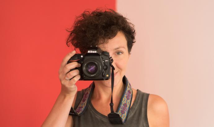 """Zdjęcie: Warszawa/XV Festiwal Ciało/Umysł: Marta Ankiersztejn """"Daj się sfotografować"""" – eksperymentalne sesje"""