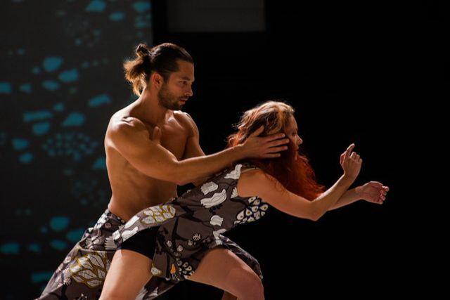 """Zdjęcie: Białystok/Festiwal Kalejdoskop 2013: Polski Teatr Tańca """"Jesień – Nuembir"""" i  """"Wiosna – Effatha"""""""