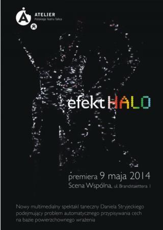 """Zdjęcie: Poznań: Polski Teatr Tańca """"Efekt halo"""", """"SUMO"""" i """"Nondescript"""""""