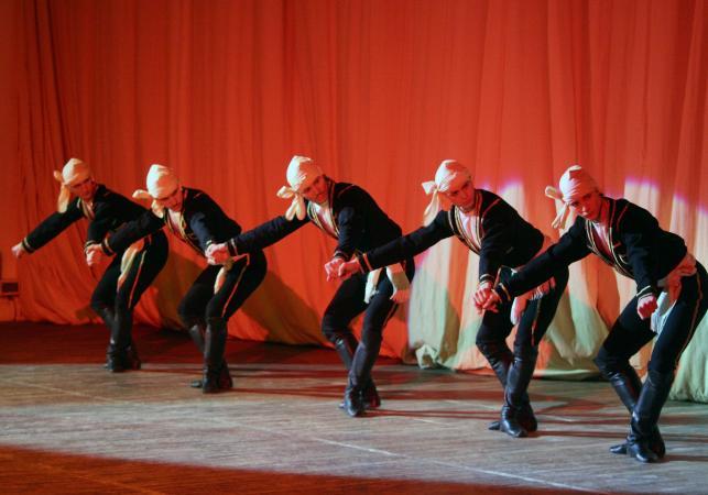"""Zdjęcie: Balet Igora Moisiejewa w Polsce: """"Tańce narodów świata"""""""