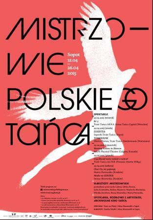 """Zdjęcie: Sopot/Przegląd """"Mistrzowie Polskiego Tańca"""": """"Taniec sztuką demokratyczną. O różnych koncepcjach zaangażowania artysty i tancerza"""" – spotkanie i debata"""