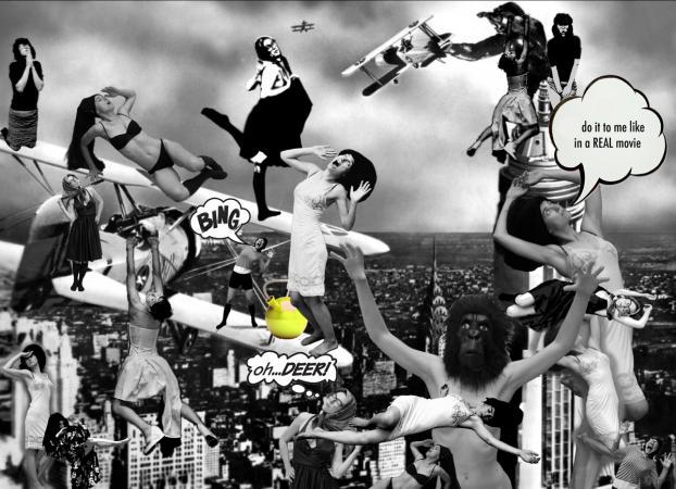 """Zdjęcie: Bydgoszcz/Scena dla tańca 2015/Międzynarodowe Forum Tańca: Agata Siniarska """"Śmierć 24 klatki na sekundę albo zrób mi tak jak w prawdziwym filmie – choreografia spowolniona w rozdziałach"""""""