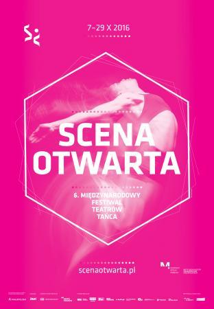 """Zdjęcie: Tarnów: VI Międzynarodowy Festiwal Teatrów Tańca """"SCENA OTWARTA"""""""