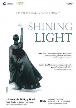 """Zdjęcie: Warszawa: Kim MaeJa ChangMu Dance Company """"Shining Light"""""""
