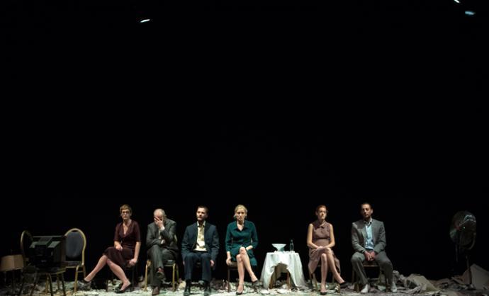 """Zdjęcie: Bydgoszcz/Festiwal Prapremier 2016: Blitz theatre group """"Late night"""""""