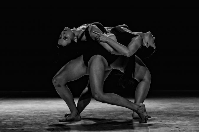 Zdjęcie: Bytom/ XV Mandala Performance Festival: Gemini tryptyk  chor. Anna Piotrowska