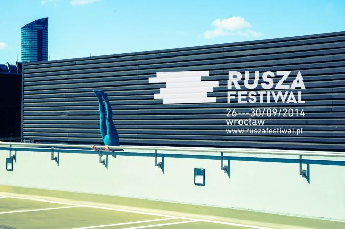 Zdjęcie: Wrocław: I RUSZA FESTIWAL