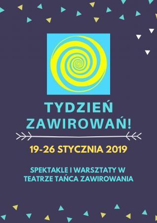 """Zdjęcie: Warszawa/Tydzień Zawirowań: Michał Góral """"CONTEMPOrary"""" – warsztaty"""