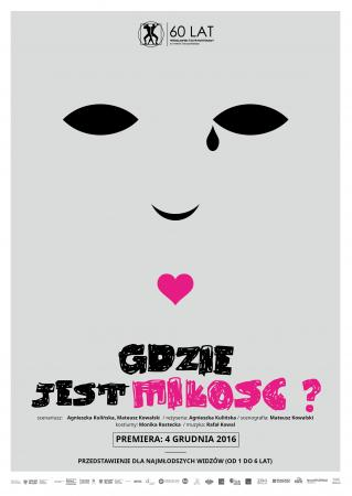 """Zdjęcie: Wrocław: Wrocławski Teatr Pantomimy """"Gdzie jest miłość?"""" – reż. Agnieszka Kulińska"""
