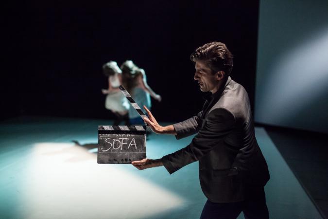 """Zdjęcie: Warszawa/Scena Tańca Studio II: Teatr Dada von Bzdülöw """"Zagraj to, czyli 17 tańców o czymś"""""""