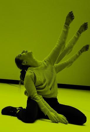 """Zdjęcie: Warszawa/Centrum w Procesie: Ramona Nagabczyńska """"Oculus [Shift]"""" – pokaz work in progress"""
