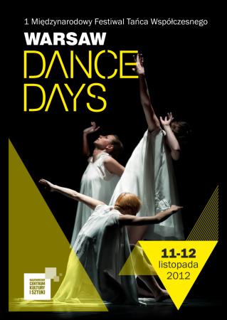 """Zdjęcie: I Festiwal Warsaw Dance Days: Warszawski Teatr Tańca""""Anioły""""  +  Ilona Roth i zespół Transitheart Productions  """"The Hype"""""""