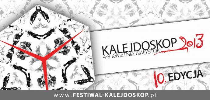 Zdjęcie: Białystok: Festiwal Kalejdoskop 2013