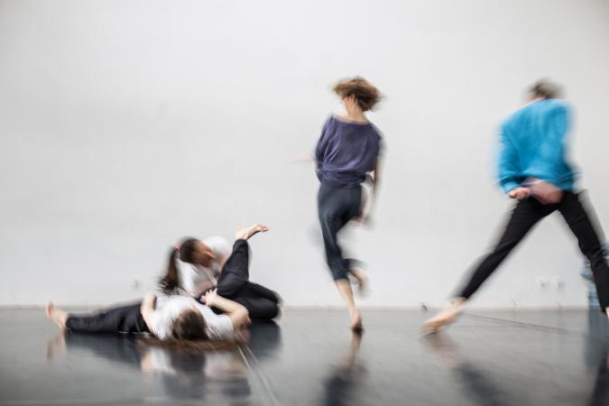 """Zdjęcie: Warszawa/Scena Tańca Studio 2016/XI: Ramona Nagabczyńska """"Dinge"""""""
