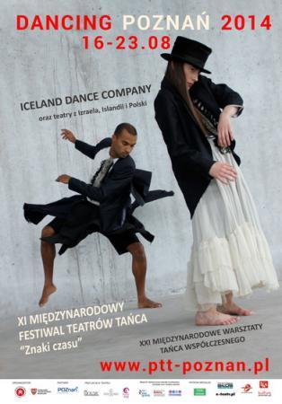 """Zdjęcie: Poznań/Dancing Poznań 2014: Krzysztof Fabiański """"Body language"""" – wernisaż wystawy fotografii"""