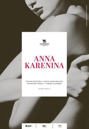 """Zdjęcie: Poznań/Teatr Wielki w Poznaniu: Rodion Szczedrin """"Anna Karenina"""" – chor. Tomasz Kajdański"""