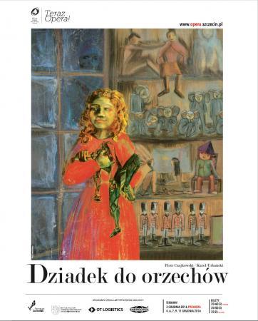 """Zdjęcie: Szczecin: Opera na Zamku """"Dziadek do orzechów"""" – chor. Karol Urbański"""