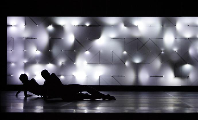 Zdjęcie: Warszawa/XXII Międzynarodowe Spotkania Sztuki Akcji ROZDROŻE 2015: Prelekcja Emily Wienfield o twórczości Wayne'a McGregora