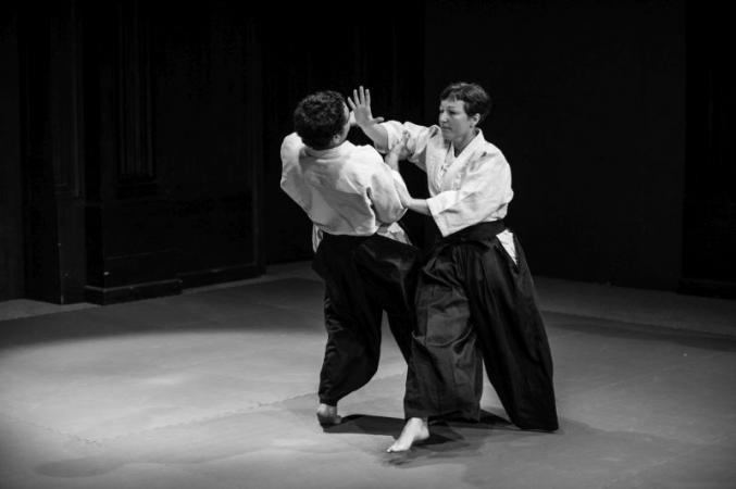"""Zdjęcie: Wrocław/""""BodyConstitution 2016"""": Piotr Masztalerz """"Aikido – wróg jako partner"""" – warsztaty"""