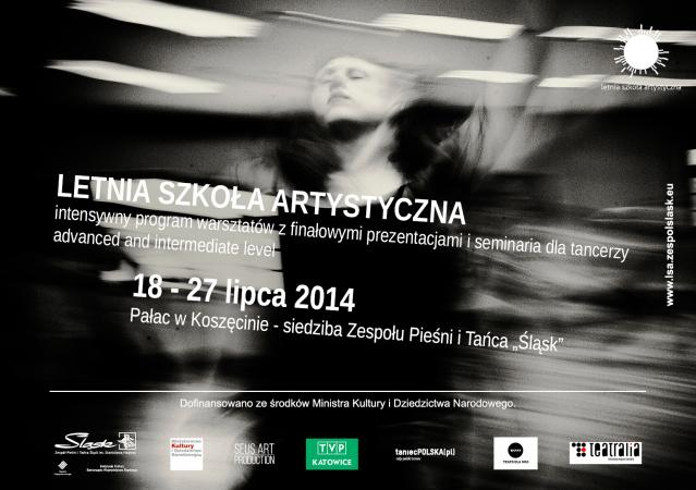 Zdjęcie: Koszęcin/VIII Letnia Szkoła Artystyczna: Program dla tancerzy