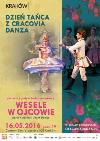 """Zdjęcie: Lusławice/Kraków: Balet Dworski """"Cracovia Danza"""" – """"Wesele w Ojcowie"""""""
