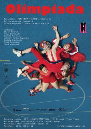 """Zdjęcie: Bytom: Pink Mama Theatre """"Olimpiada"""""""
