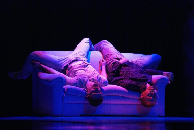 """Zdjęcie: Warszawa/Scena E12: Lubelski Teatr Tańca """"48/4"""" – chor. Ryszard Kalinowski"""