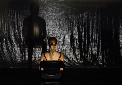 """Zdjęcie: Katowice/XX Festiwal A PART: Teatr A Part """"Przejrzystość pustki"""""""