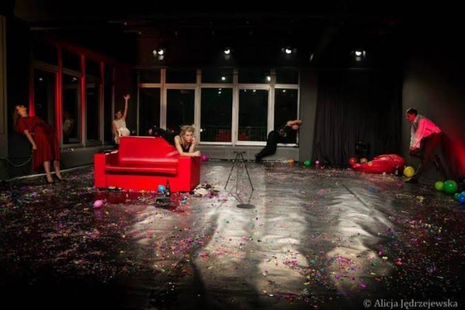 "Zdjęcie: Lublin/XI Festiwal ""Kontestacje"": Little:interferance ""Jetz Teraz"""