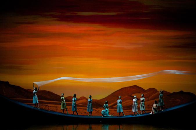 Zdjęcie: Warszawa/Teatr Wielki – Opera Narodowa: Astana Ballet – występ gościnny