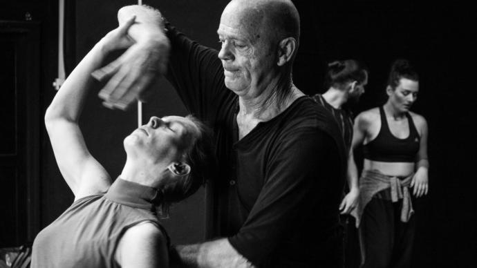 Zdjęcie: Wrocław/Teatr Polski/Zamówienia choreograficzne 2021: Joe Alter Skin Hunger